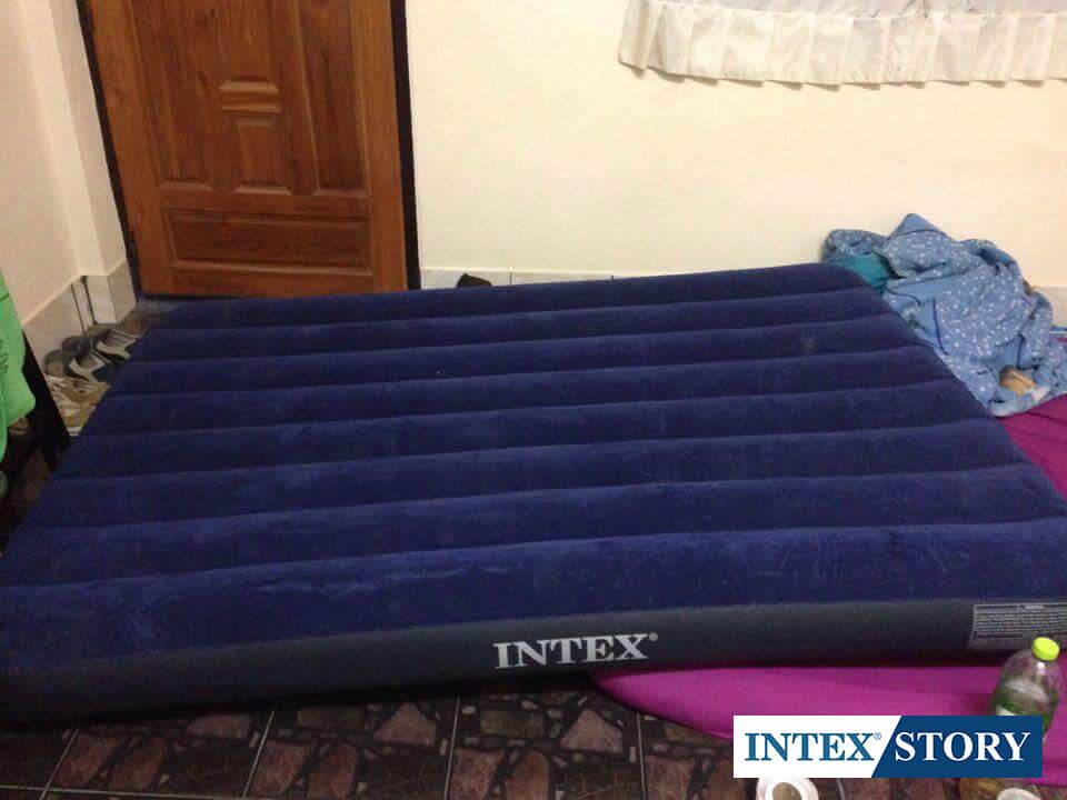 ที่นอนเป่าลม Intex รุ่น 4.5 ฟุต-2