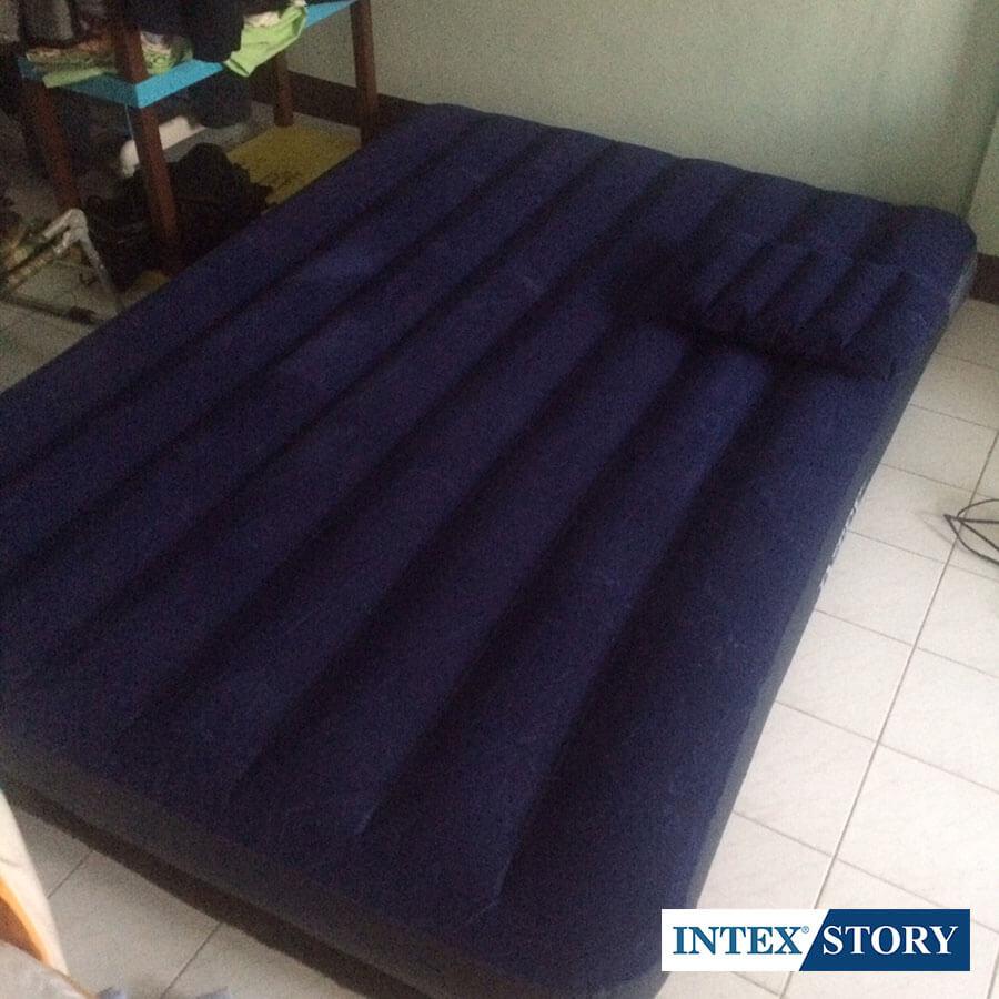 ที่นอนเป่าลม Intex รุ่น 4.5 ฟุต-1