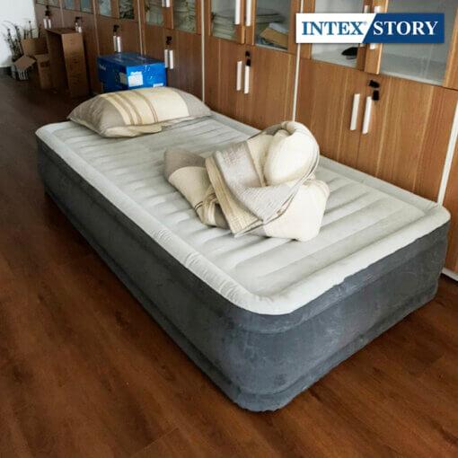 ที่นอนเป่าลมไฟฟ้า 3.5 ฟุต รุ่น Comfort Plush 67766 - 1