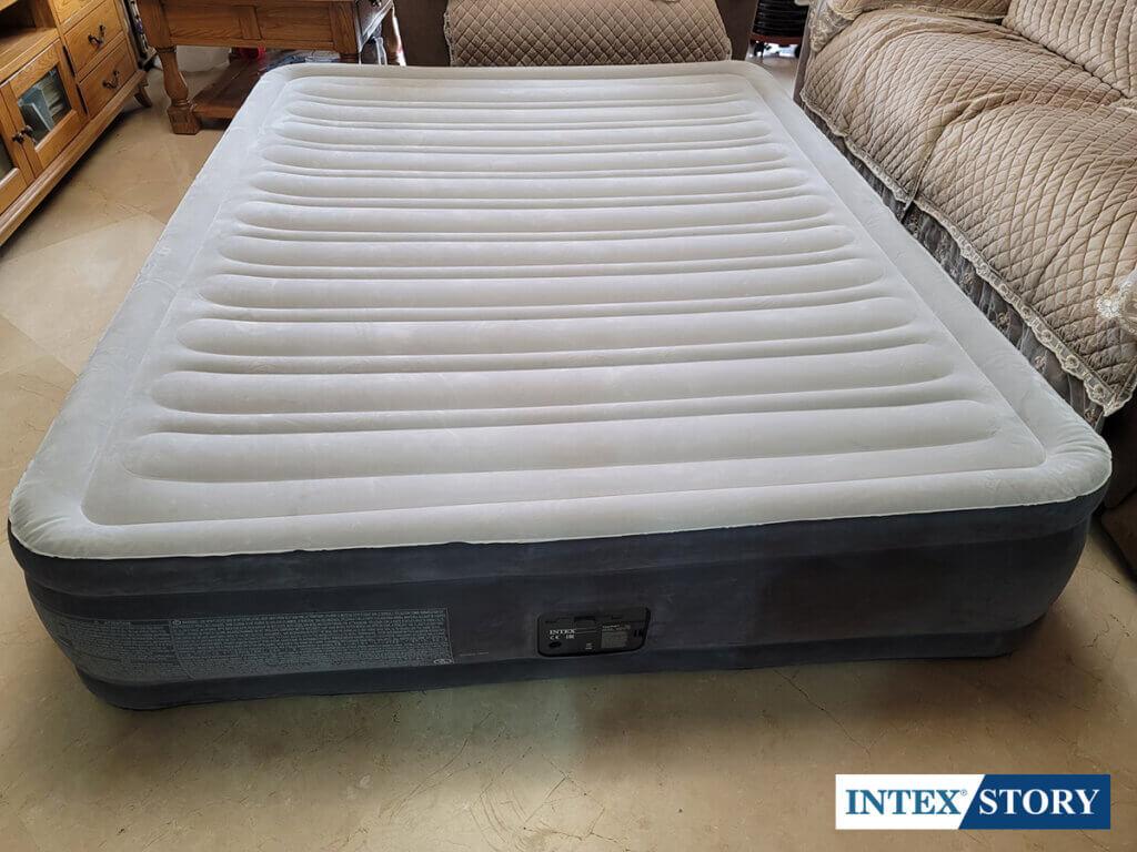 ที่นอนเป่าลมไฟฟ้า Intex 5 ฟุต รุ่น Comfort Plush 67770 - 3